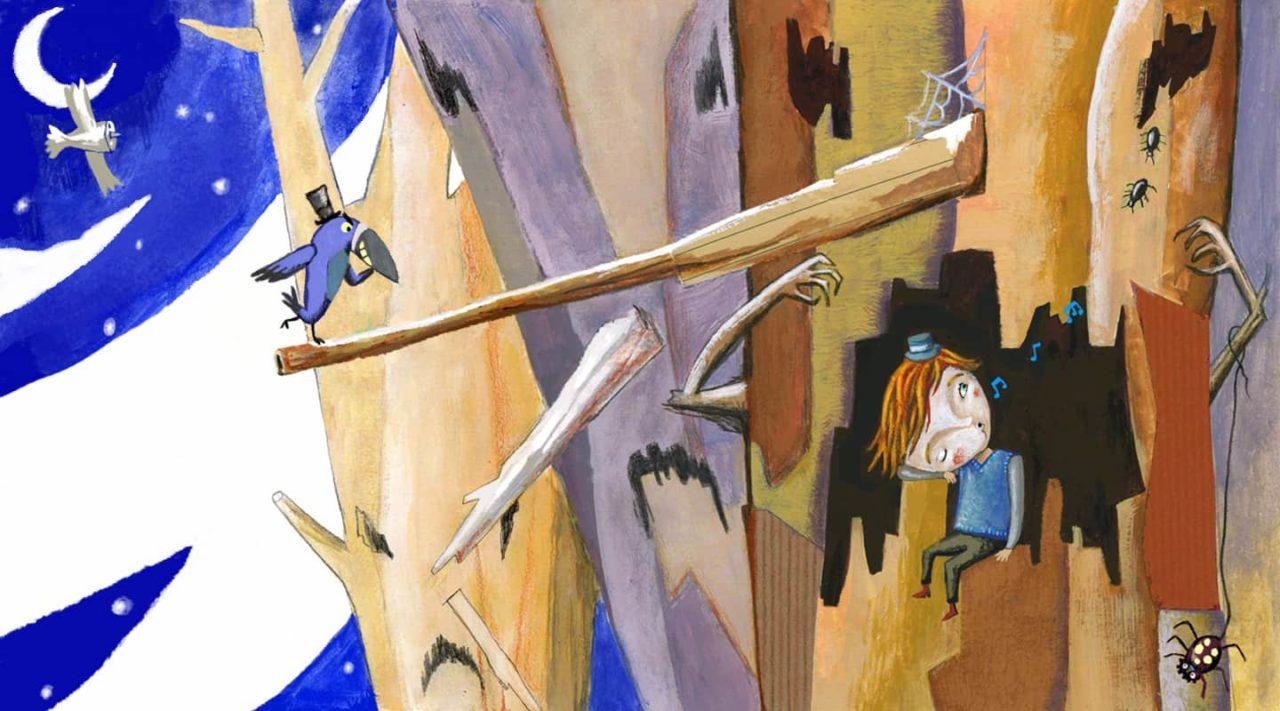 Ilustración cabecera - Pitu Alvarez