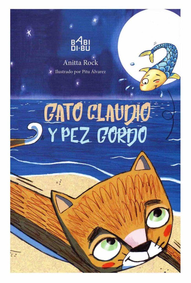 GATO CLAUDIO Y PEZ GORDO COVER, PITU ÁLVAREZ