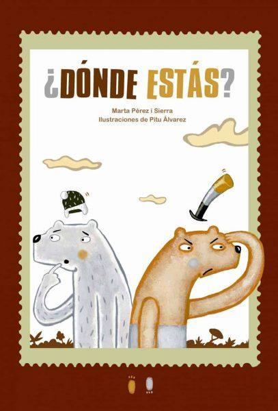 DÓNDE ESTÁS COVER, PITU ÁLVAREZ
